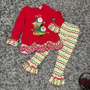 Other - Size 6 Christmas outfit